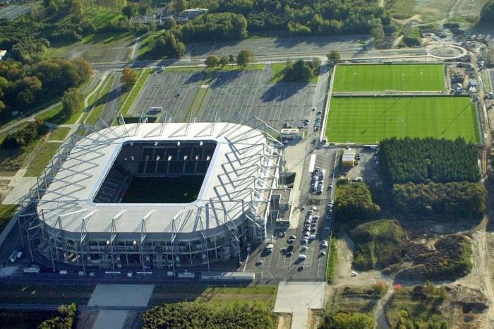 Боруссия мёнхенгладбах стадион