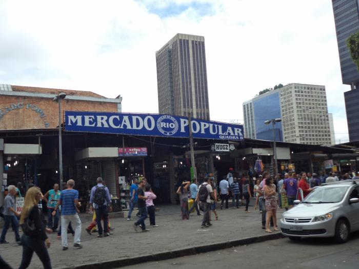 Mercado Popular da Uruguaiana - Rio de Janeiro