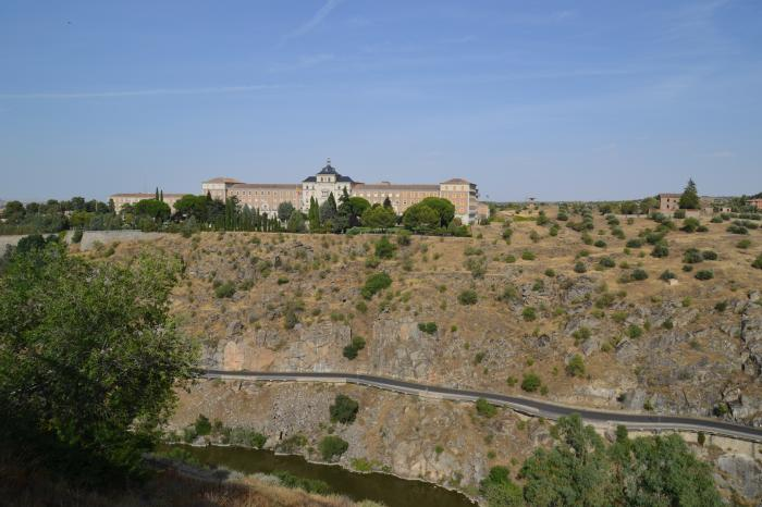 Resultado de imagen de academia militar infanterái Toledo