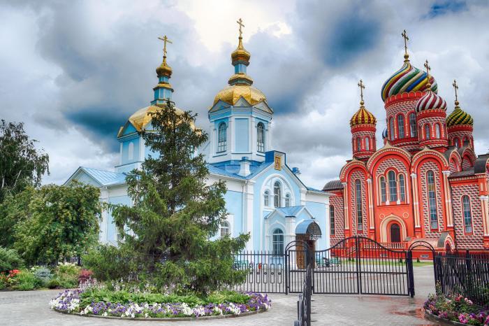 Тамбовский Вознесенский женский монастырь - Тамбов