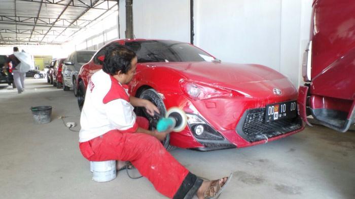 Auto Body Repair Shop >> Juanda Auto Raya Auto Body Repair Painting Makassar