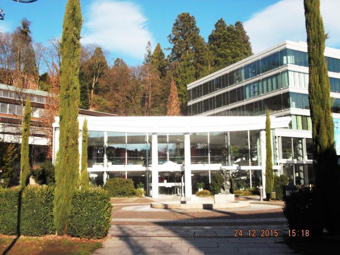 Caracalla Therme Baden Baden Baden Baden
