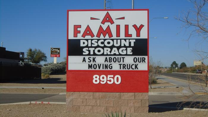 Gentil A Family Discount Storage