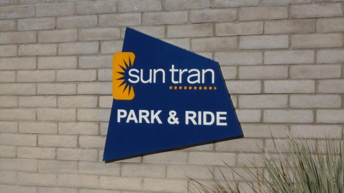 Sun Tran Park & Ride - Tucson, Arizona