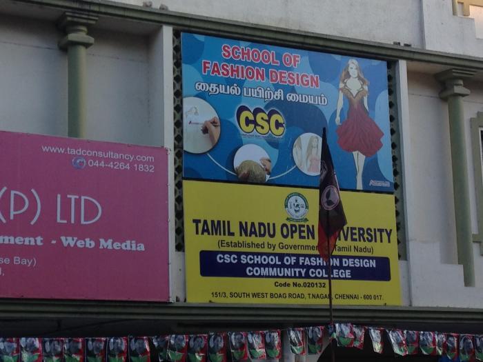 Csc School Of Fashion Design School Style