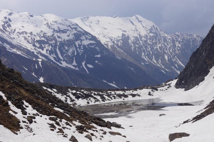 Gandhi Sarovar (=Chorabari Lake) (= Kanti Sarovar)
