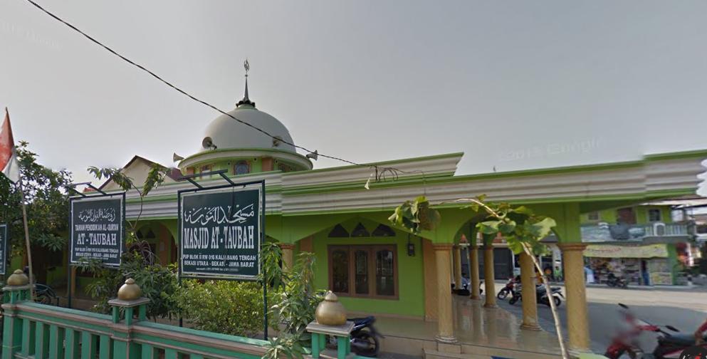 Masjid At Taubah Bekasi