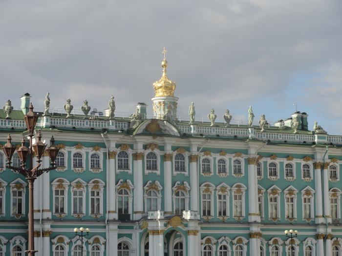Vinterpaladset Sankt Petersborg