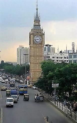The Big Ben of Kolkata