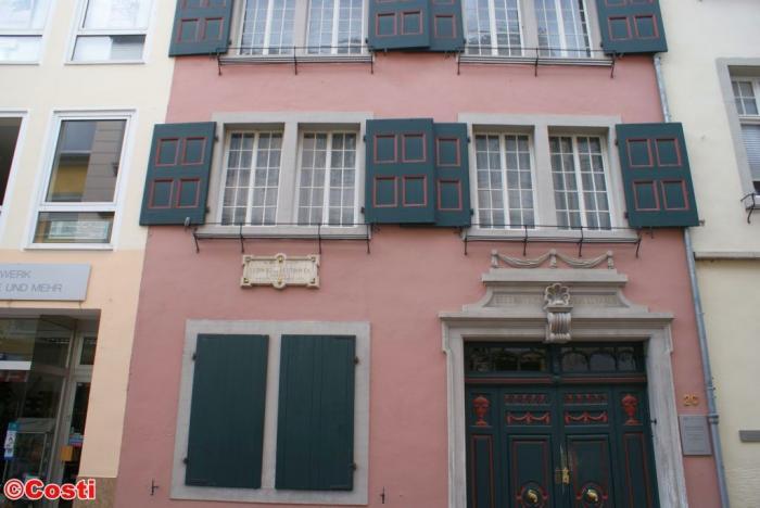 Beethoven-Haus (Beethoven's birthplace) - Bonn