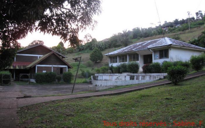 Comuna de Ouanary - Guayana Francesa