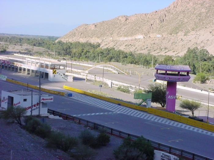 Circuito Zonda San Juan : Autódromo el zonda