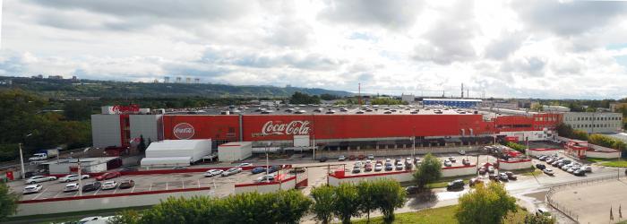 Завод кока колы в нижнем водители в компанию пепси