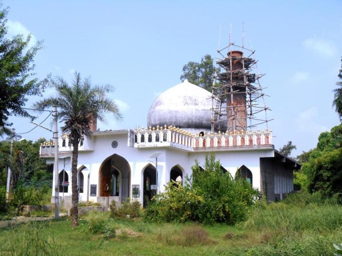 Rauza Imam Hazrat Ali (A S ) - Lucknow | tomb(s), shrine, Rauza