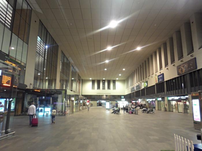 Santa Justa Train Station Seville