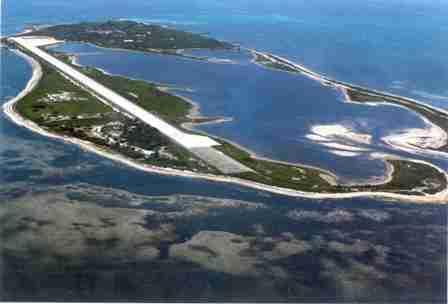 Dongsha Island Airport | military airbase, runway