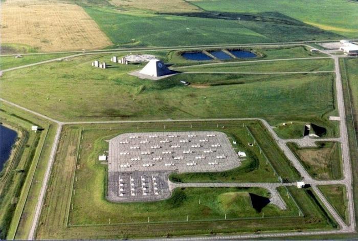 Safeguard Anti-Ballistic Missile Site