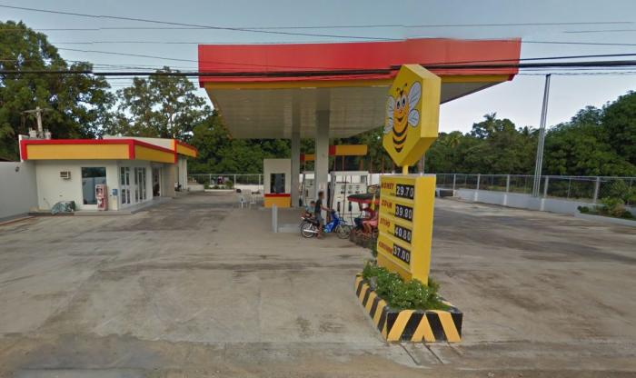 Bumble Bee Gasoline Station - Cahayag