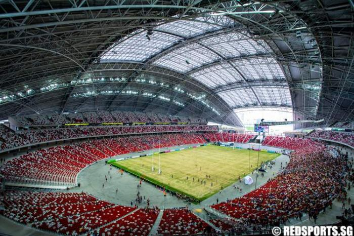 New Singapore National Stadium Republic Of Singapore