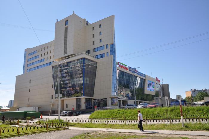 979b8c943 Europa-city shopping center - Nizhnevartovsk