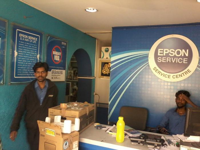 EPSON Printer Service Center, Viveknagar, Bangalore-47