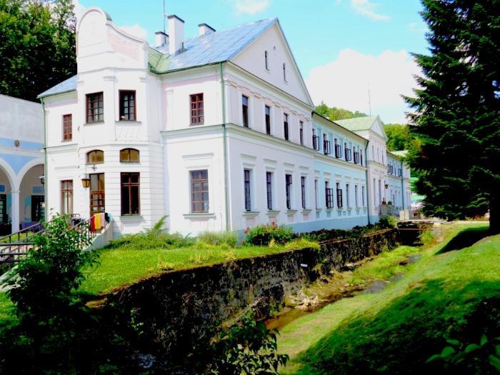 Sanatorium Stare łazienki Iwonicz Zdrój Sanatorium En