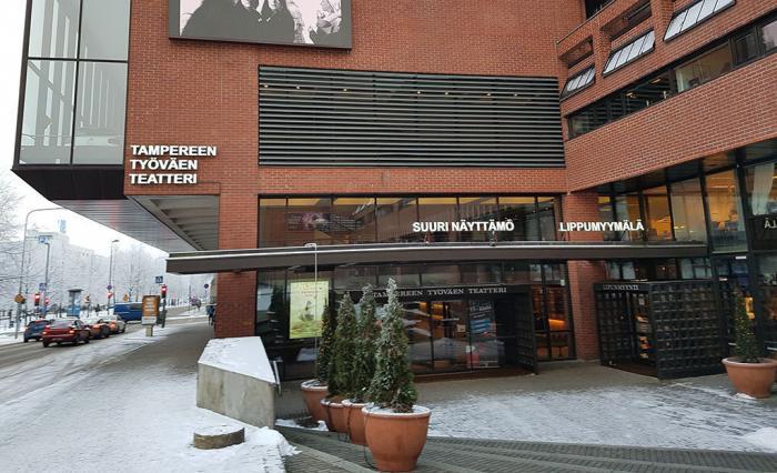 Työväen Teatteri Tampere