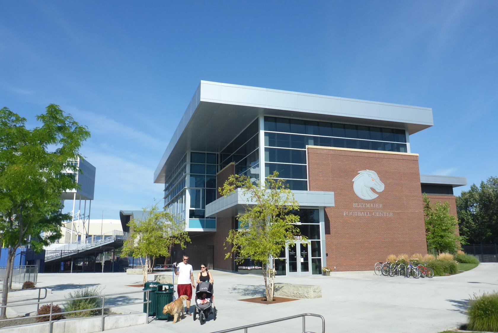 Gene Bleymaier Football Center - Boise, Idaho