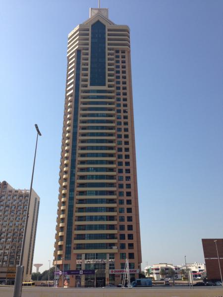 Al Kharbash Tower - Dubai