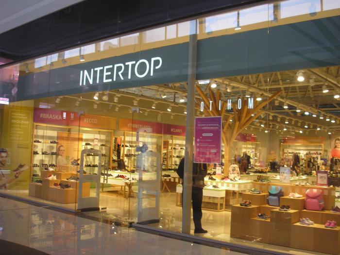 f4dc3eaa8607bd Магазин взуття Intertop - Київ