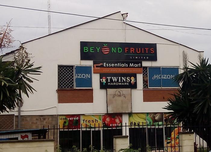 Fruits In Nairobi