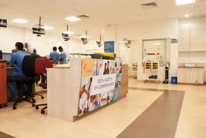 DaVita at Ruby Main Hall Clinic(Sassoon Road) - Pune