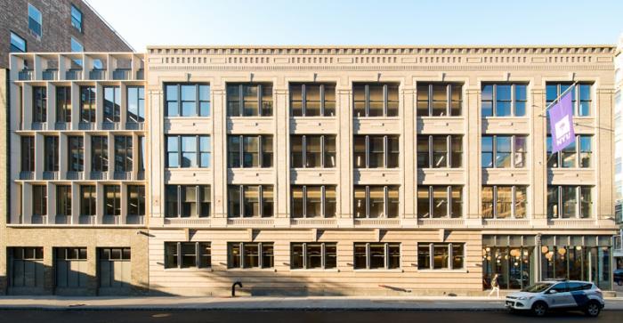 NYU StudentLink & Global Services Center - New York City