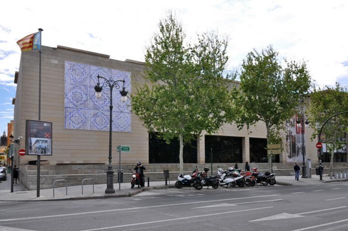 Ivam Valencian Institute Of Modern Art Valencia