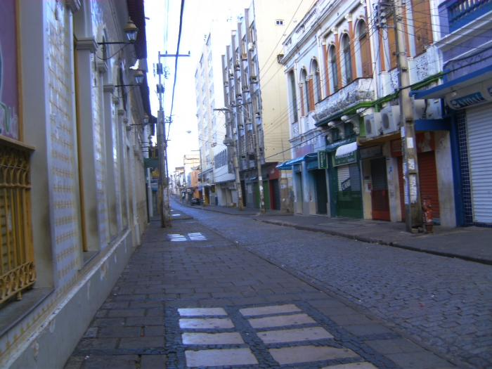 Rua Grande - São Luís