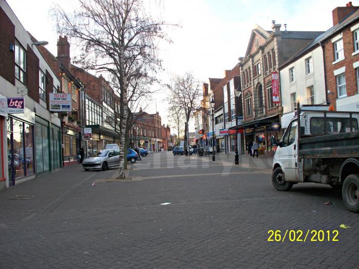 Abbey Street Nuneaton