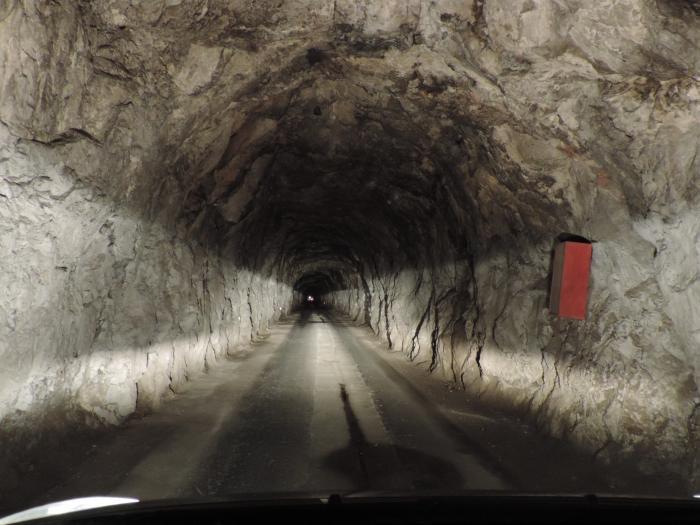 Tunel Pitve - Zavala