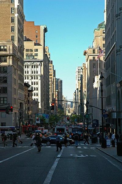 8dcae0c17d9 Fifth Avenue - New York City